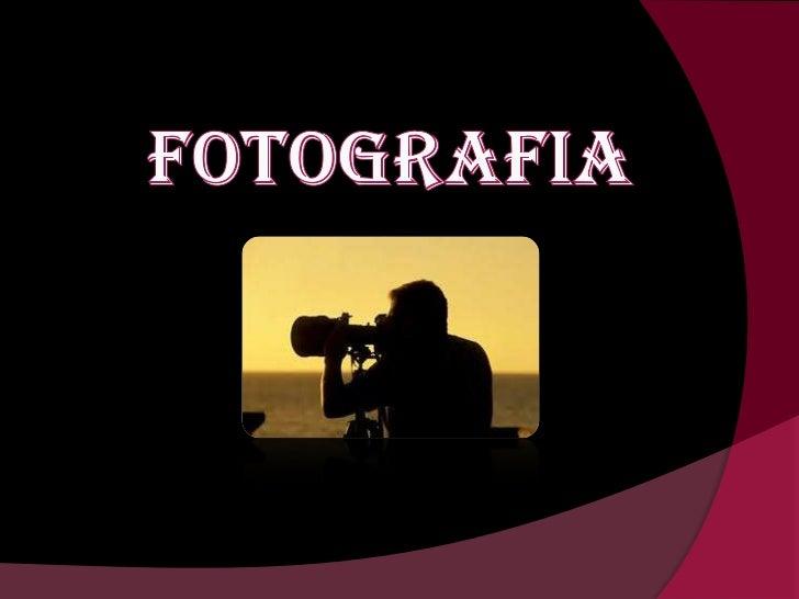 UNIVERSIDAD NACIONAL ABIERTA Y A DISTANCIA              TRABAJO FINAL FASE 3                  FOTOGRAFIA     LEIDY PAOLA A...