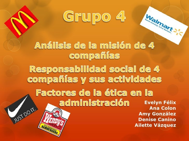 Ejemplos de Responsabilidad Social Empresarial