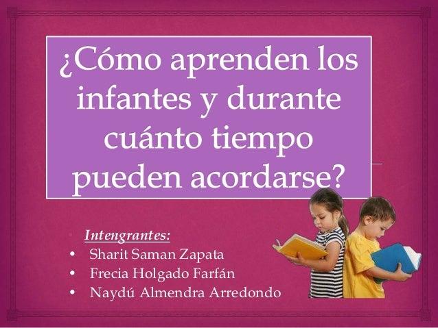 • Intengrantes: • Sharit Saman Zapata • Frecia Holgado Farfán • Naydú Almendra Arredondo