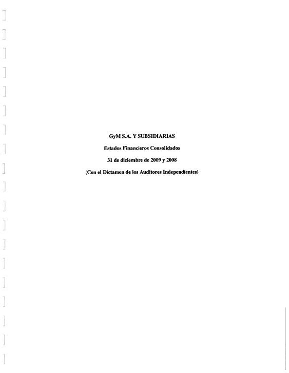 Grupo alberto,johana,paulo,victor,roger 04 estados financieros consolidados 31-12-2009 y 31-12-2008