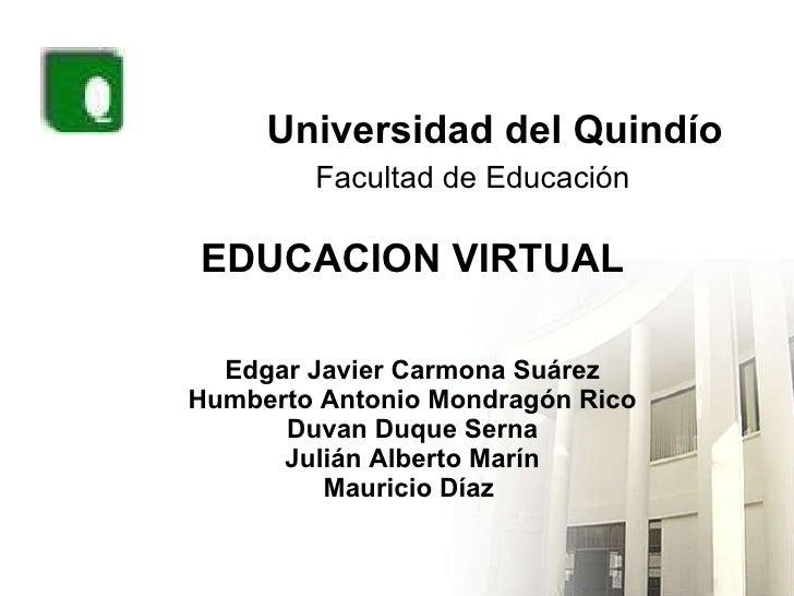 Grupo Educacion Virtual