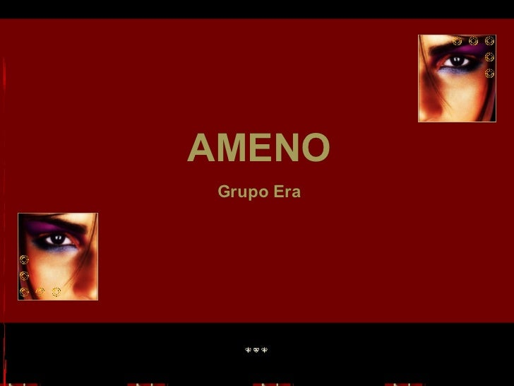 AMENO Grupo Era