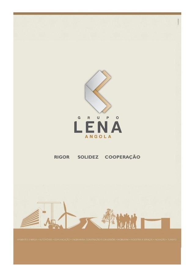Grupo Lena Angola
