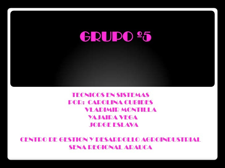 Grupo nº5.nitro