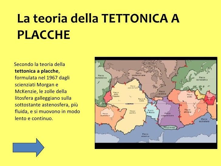 Scienze Della Terra Tettonica