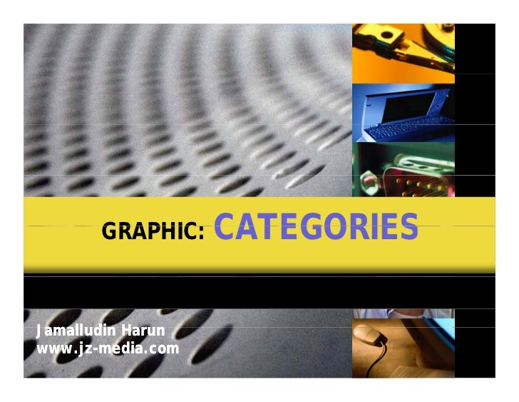 Graphics Category
