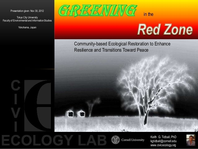 Grz for tokyo city univ guest lecture