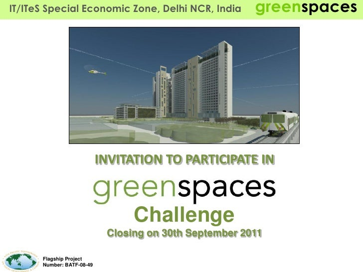 GreenSpaces Challenge
