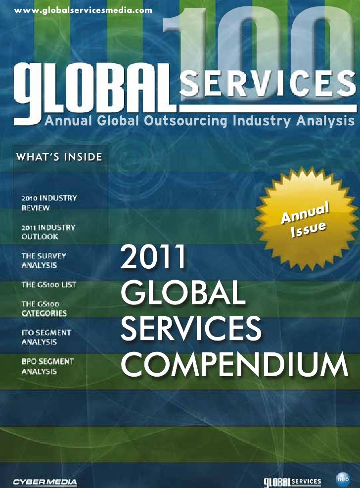 GS100 Compendium 2011