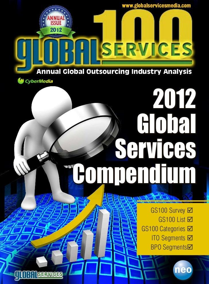 2012 Global Services Compendium - GS100
