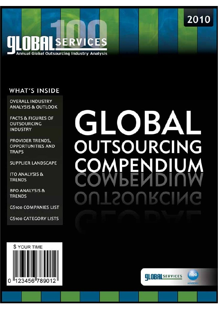 GS100 outsourcing compendium