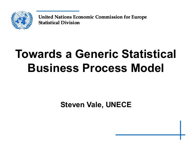 United Nations Economic Commission for Europe Statistical Division United Nations Economic Commission for Europe Statistic...