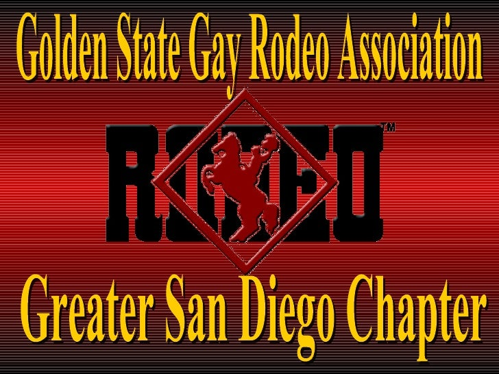 Greater San Diego Chapter Golden State Gay Rodeo Association