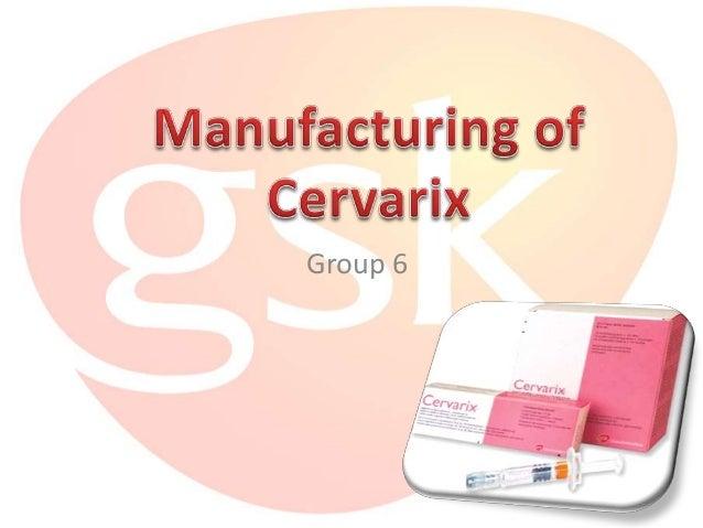 Manufacturing of Cervarix