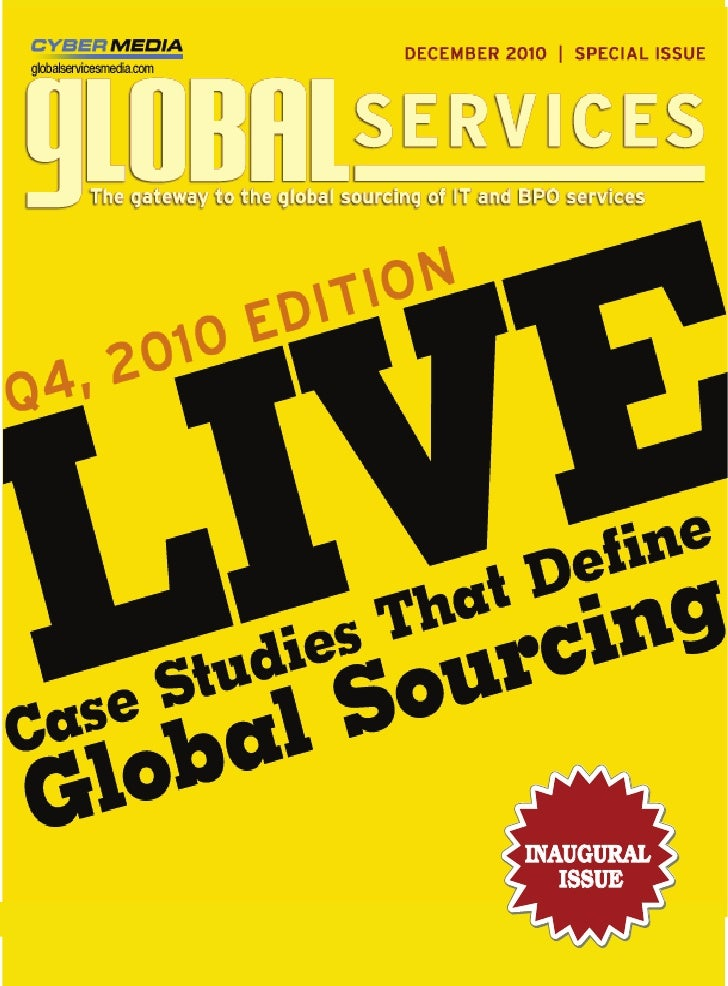 Global Services LIVE!