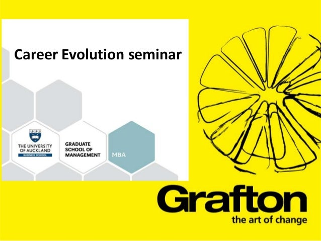 Career Evolution seminar