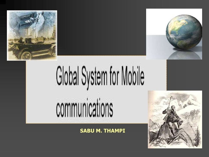 An Introduction to GSM