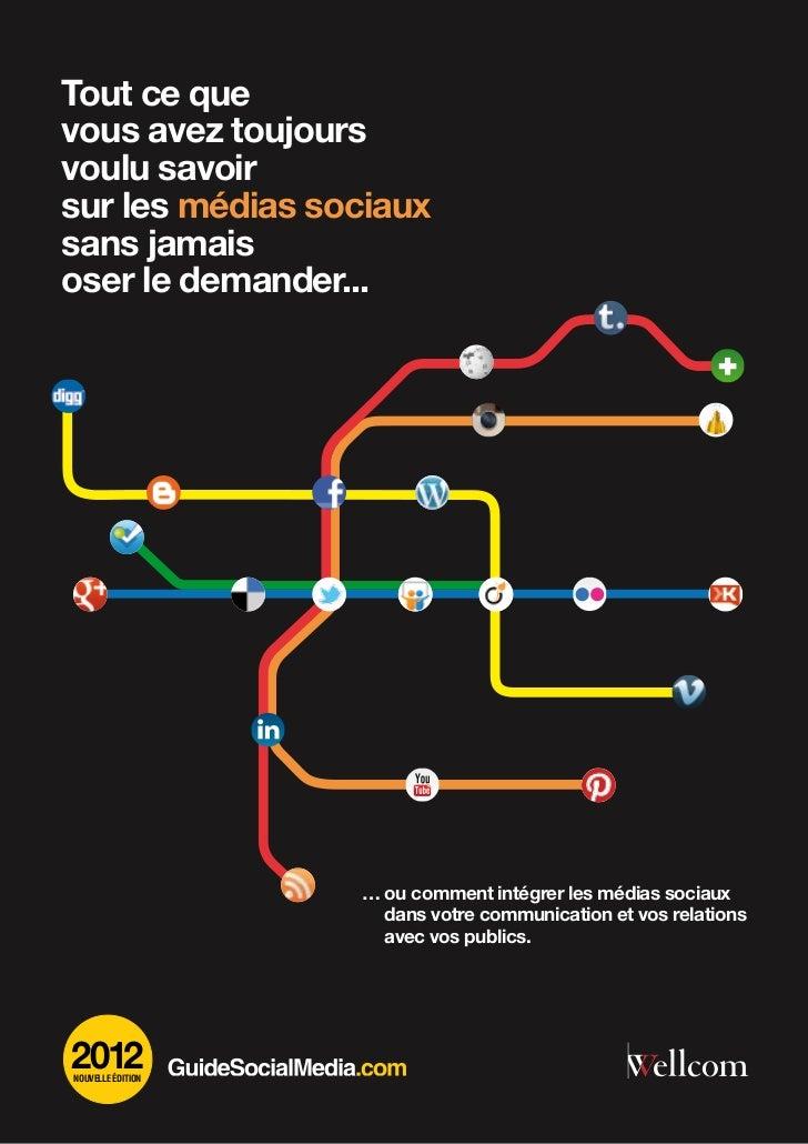 Guide Social Media 2012