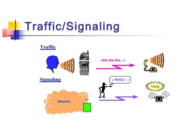 Traffic/Signaling