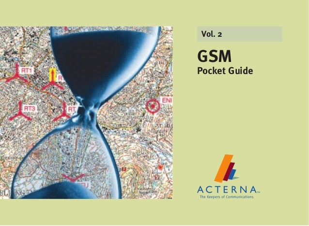 Gsm pocket guide (acterna)
