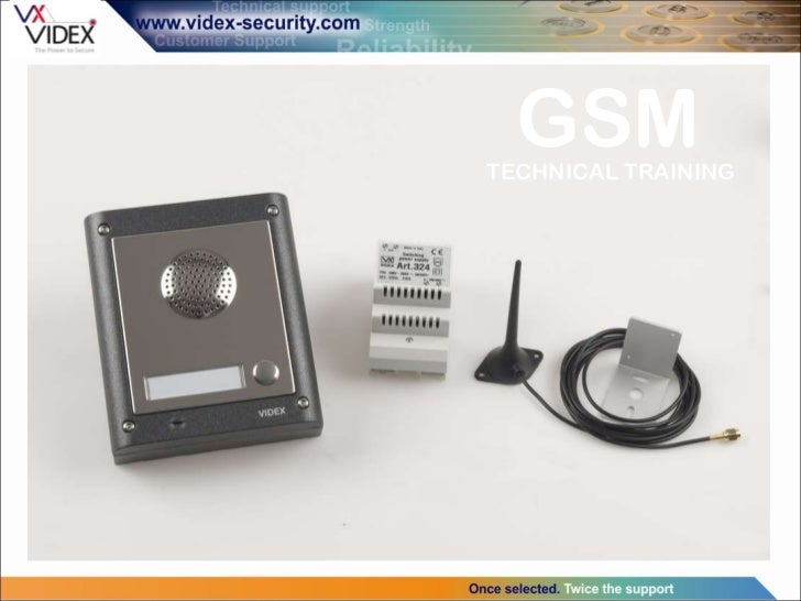 GSM TECHNICAL TRAINING