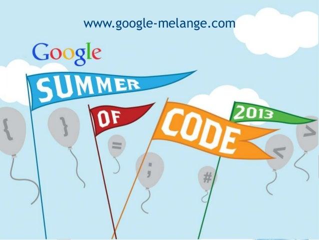 www.google-melange.orgwww.google-melange.com