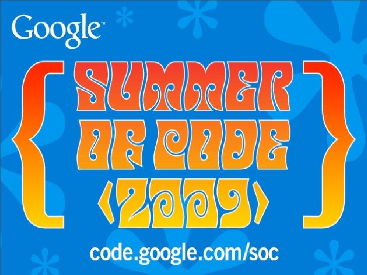 GSoC2009  Presentation  Blue Logo  Thai (PDF)