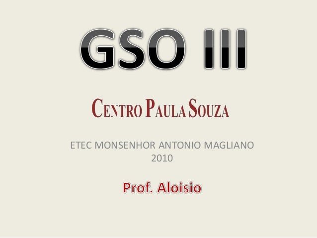 GSOIII (JAVA)  CONEXÃO MYSQL