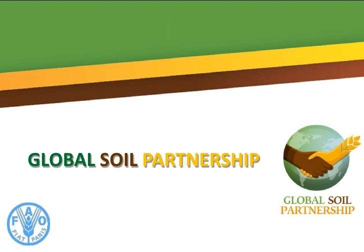 GLOBAL SOIL PARTNERSHIP
