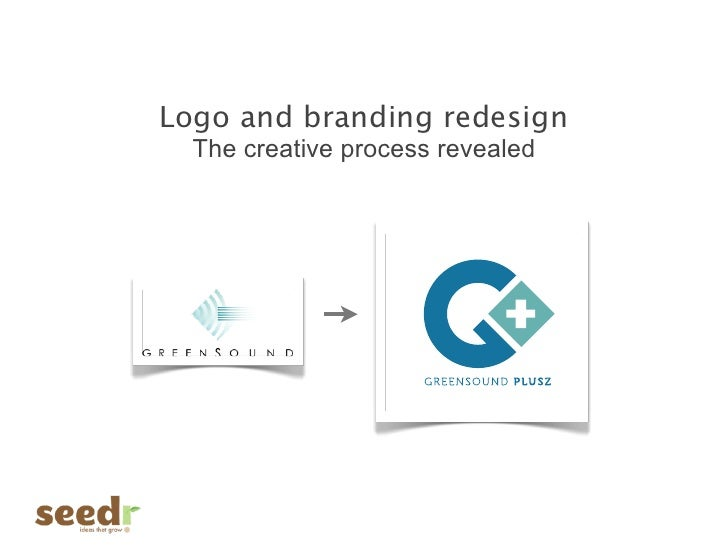Logo and branding redesign  The creative process revealed