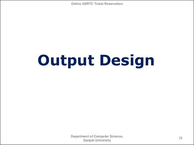 Ticket Design Online Online Gsrtc Ticket