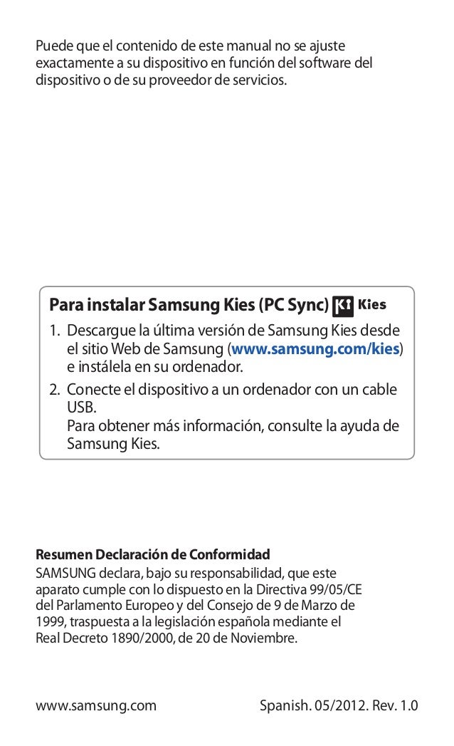 Samsung Galaxy S3 - Manual de Usuario