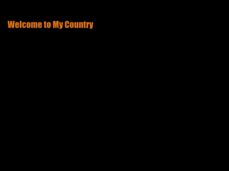 Welcome to My Country                         2008-Oct-21 – 2008-Oct-24 Latvia