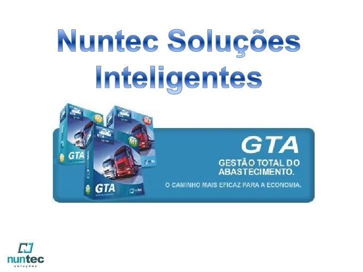 GTA - Gestão Total de Abastecimento