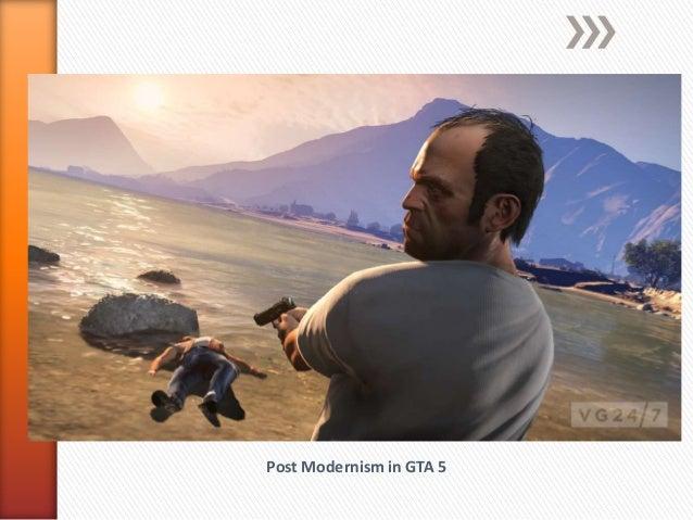 Post Modernism in GTA 5