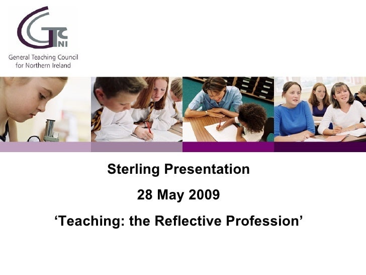 Reflective practice in teaching essay