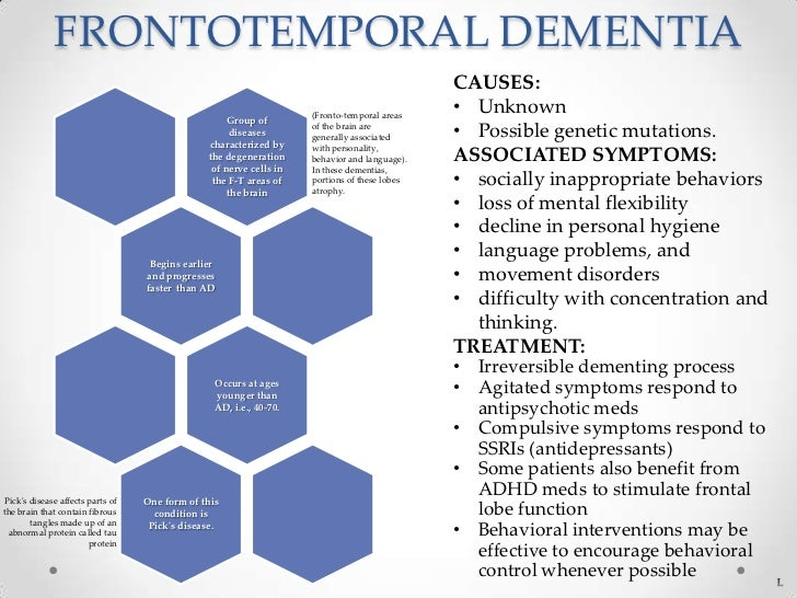 What is frontotemporal dementia (FTD)? | Doctor Dementia and the ...