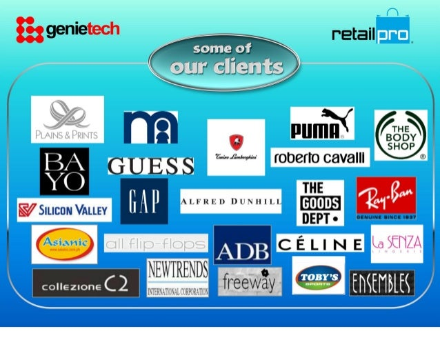 Top GenieTech Clients