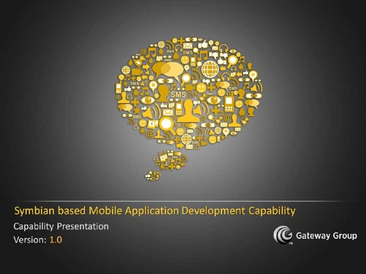 Symbian Based Application Development