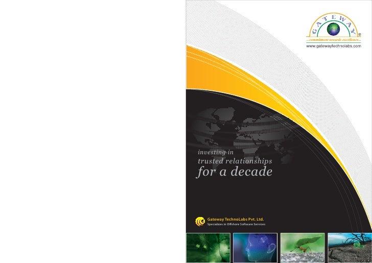 Gtl Corporate Brochure
