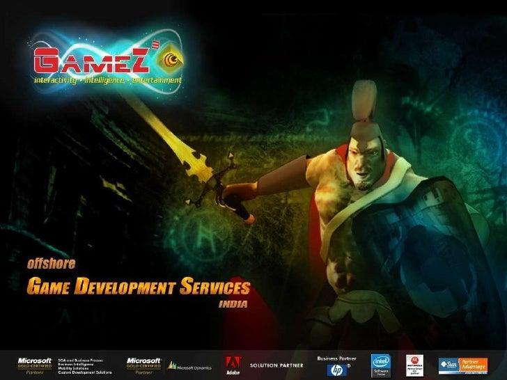 Game Development Company, Flash Game Development,