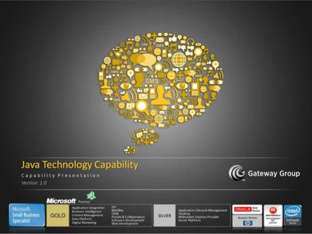 Gateway Java Framework Capability