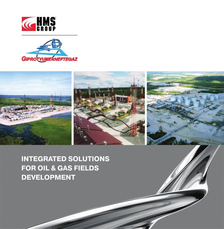 HMS Group: Integrated solutions for Oil&Gas fields development, GTNG