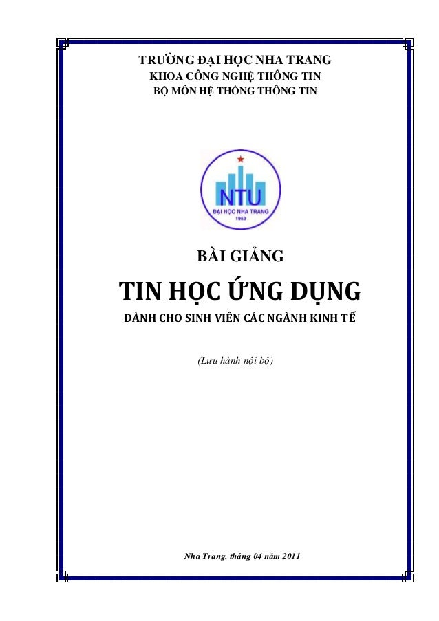 Gt tin hocungdung_access