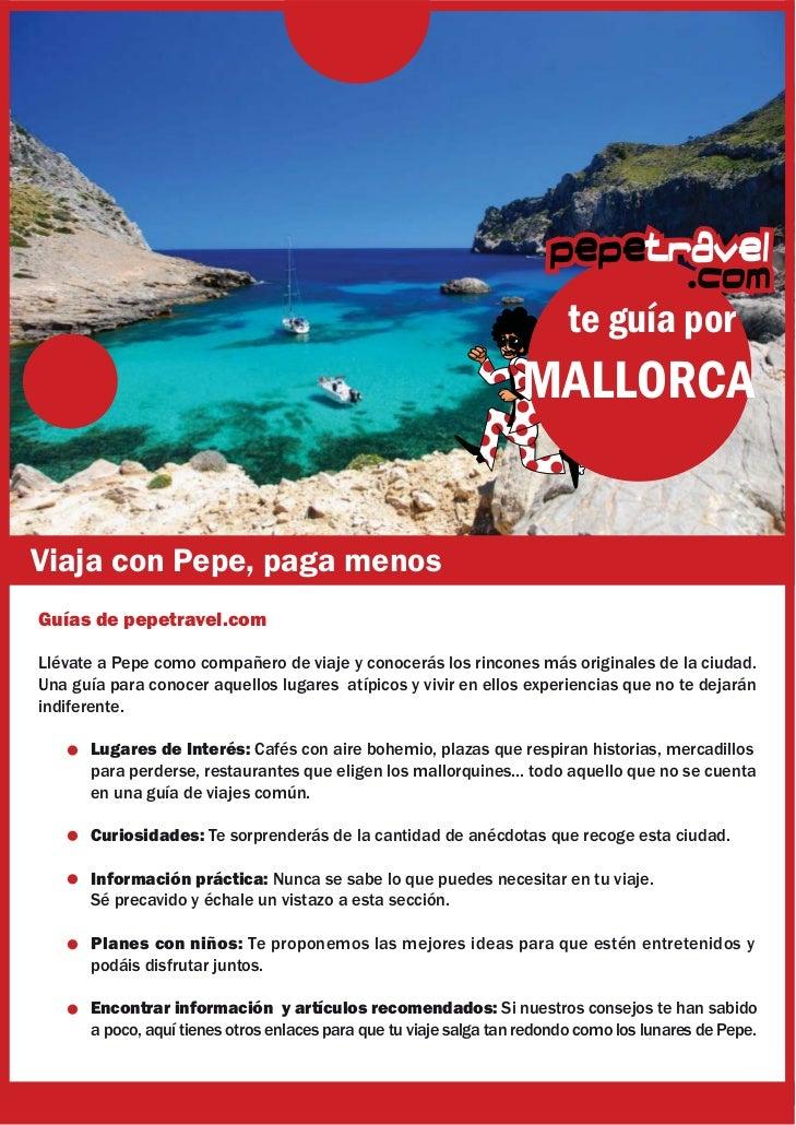 Guia de viaje Mallorca Pepetravel