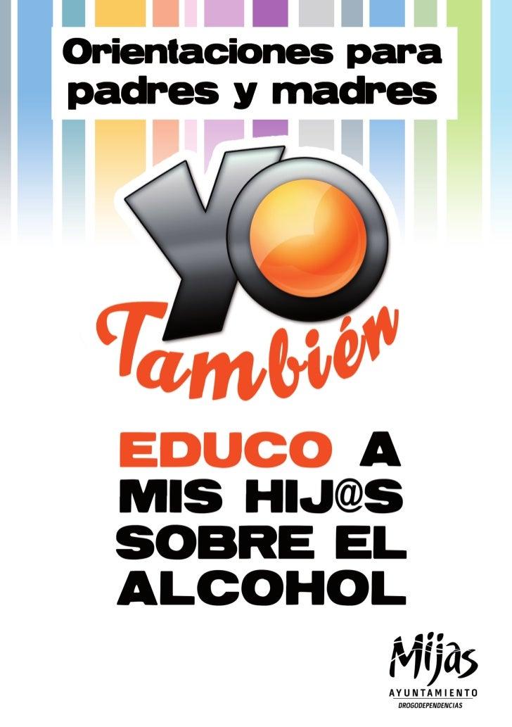 Guía alcohol