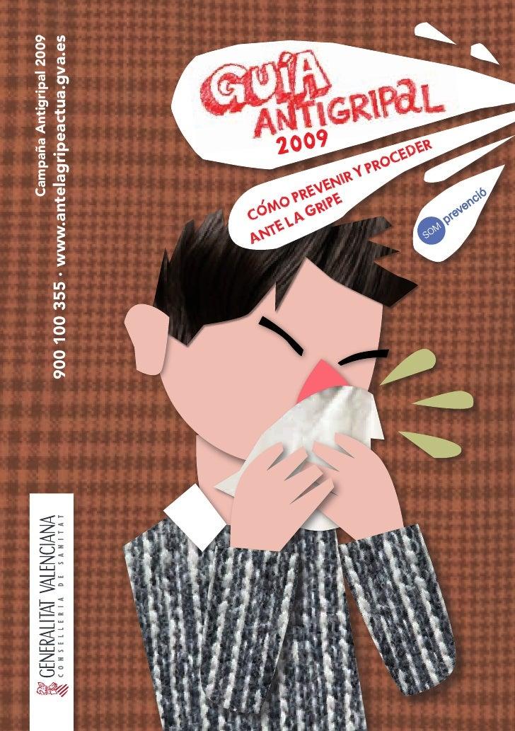 Guía antigripal 2009
