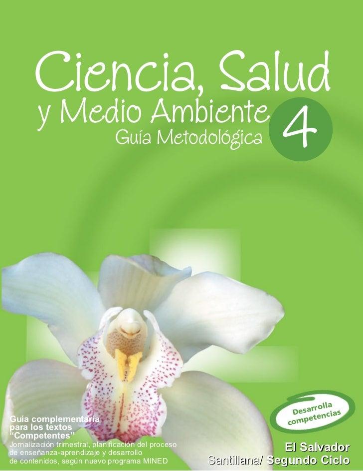 GuíA Ciencias 4