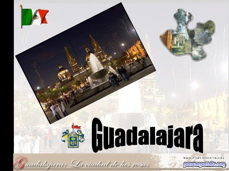México fue colonizado por los españoles de 1521 al 1821. Lo que es Guadalajara ahora fue fundado por conquistadores con su...