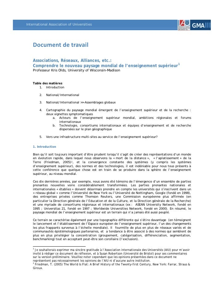 Guadal bd discussion paper by professor kris olds french